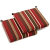 "20"" x 20 Patio Chair Cushion - All-Weather, Patterned (Set of 4) - BLZ-93454-REO"