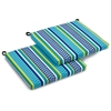 "20"" x 16"" Bar Chair Cushion - All Weather, Patterned (Set of 2) - BLZ-93467-REO"