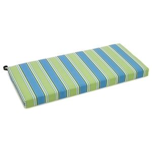 "40"" x 19"" Patio Bench / Swing Cushion - Patterned Fabric"