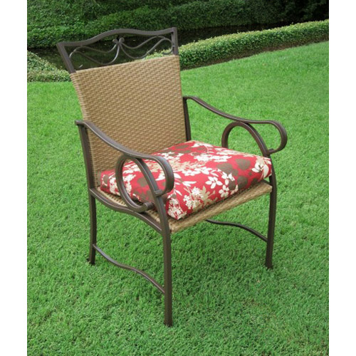 Valencia 20 39 39 X 20 39 39 Patio Chair All Weather Cushion Set Of