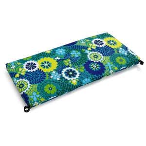 "42"" x 19"" Patio Bench / Swing Cushion - Patterned Fabric"