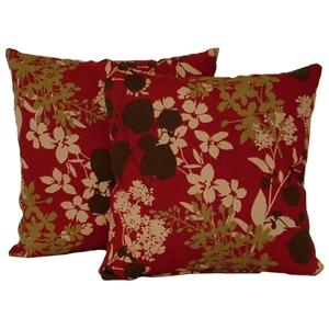 "Mix Pattern Outdoor 20"" Pillow (Set of 2)"