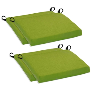 Outdoor Folding Bar Chair Cushion - Solid Color Fabric (Set of 4)