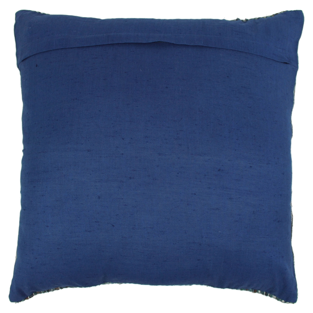 Blue And Brown Natural Palette Striped 20 Quot Throw Pillows