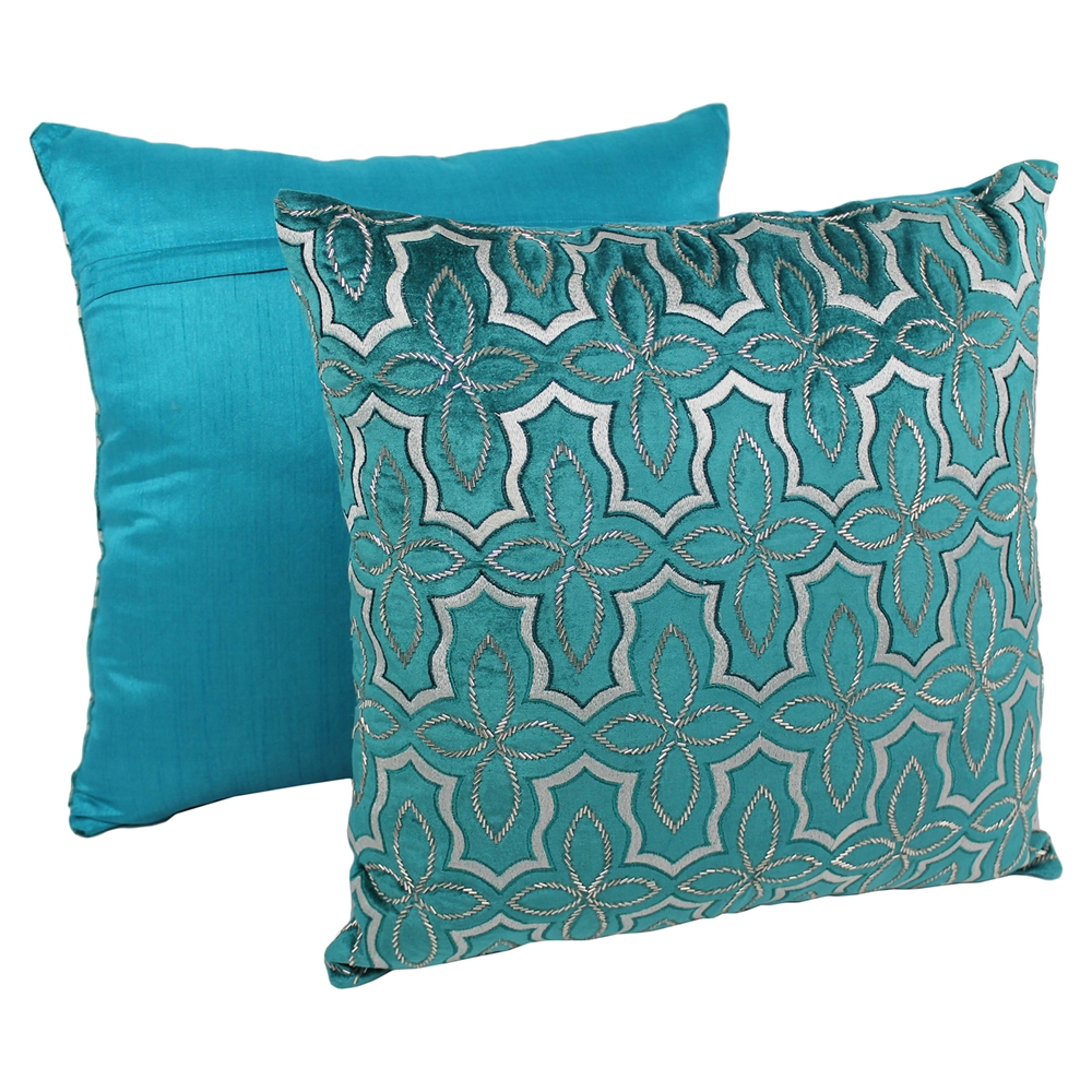 Decorative Pillows With Beads : Moroccan Beaded Velvet 20