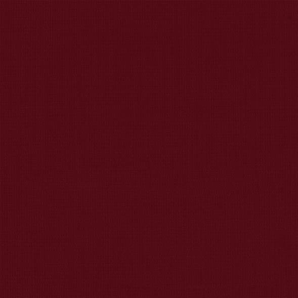 Burgundy Solid Twill Full Size Futon Cover with 2 Pillows