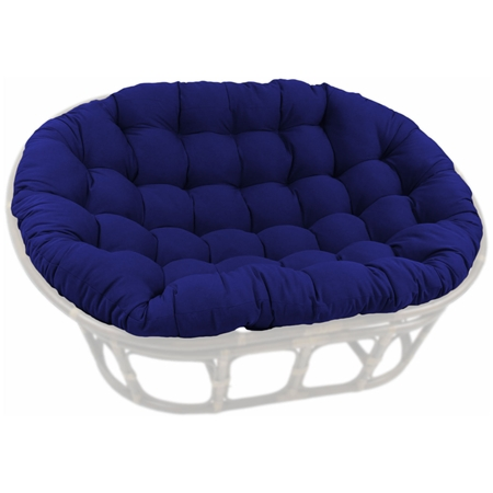 Double Papasan Cushion (Frame Not Included)