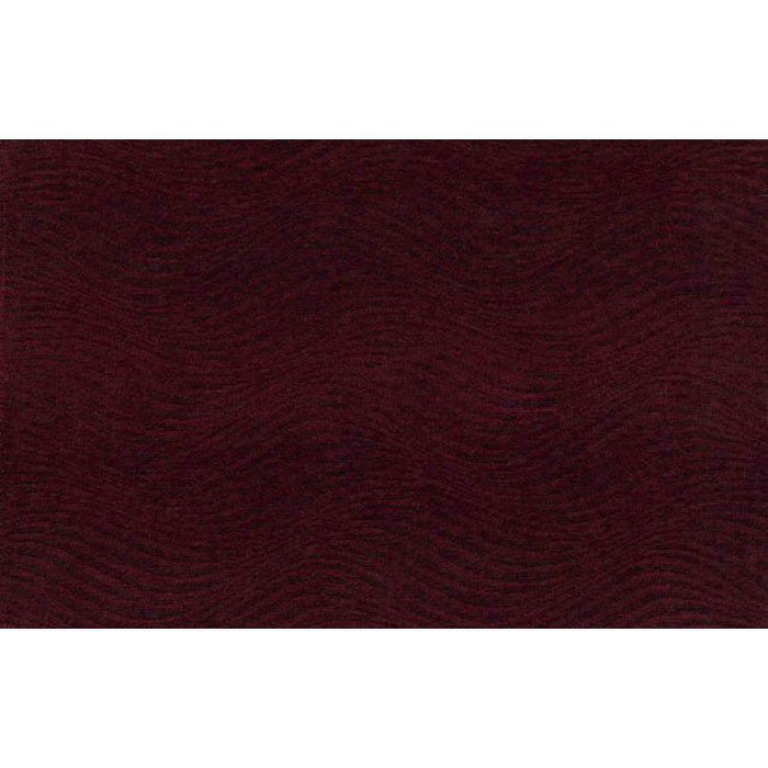 Bordeaux Jacquard Chenille Full Size Futon Cover With 2