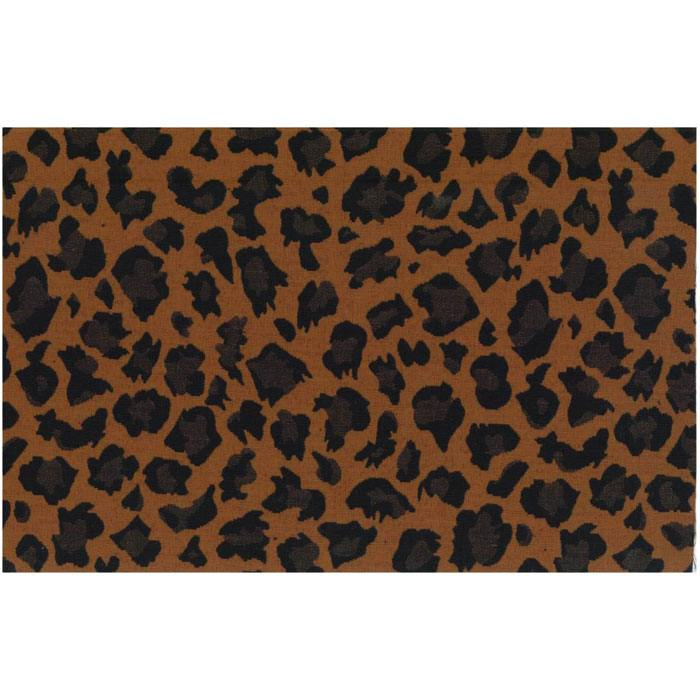 Cheetah Tapestry Futon Cover