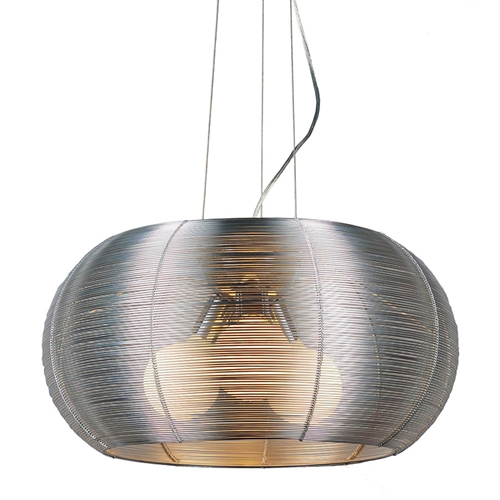 Lenox 3 Light Modern Ceiling Lamp