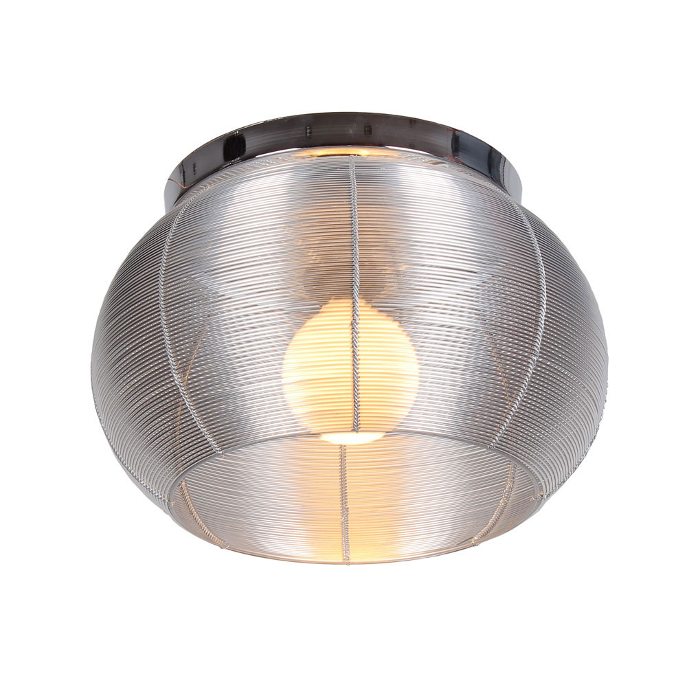 Lenox Ceiling Lamp - Aluminum, Stainless Steel