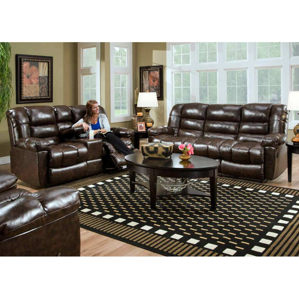 Orleans Upholstered Reclining Sofa New Smileydot Us