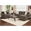 Worcester Transitional Fabric Sofa Chaise - Elizabeth Ash - CHF-195303-EA