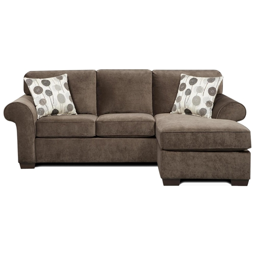 Worcester Transitional Sleeper Sofa Chaise Elizabeth Ash Dcg  ~ What Is A Transitional Sofa