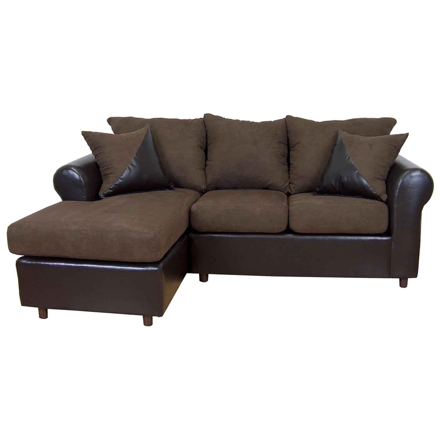 Tim Chaise Sofa Sectional Rolled Arm Bulldozer Java Dcg Stores