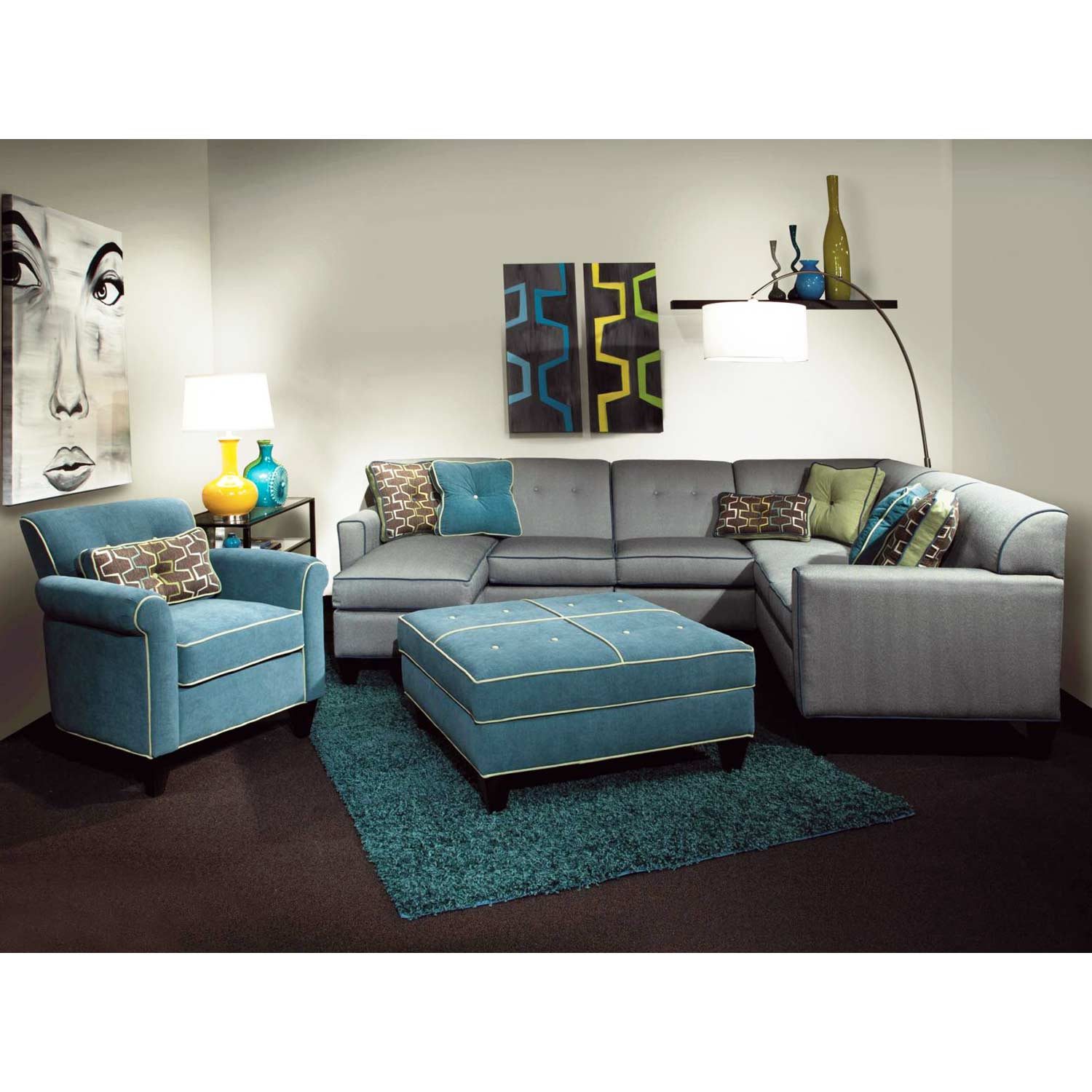 separate sectional pieces images With separate sectional sofa pieces
