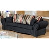 Jasmine 3 Piece Fabric Living Room Sofa Set - CHF-3200-SET