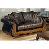 Winnie Candytuft Storm Fabric Traditional Living Room Sofa Set - CHF-4150-CS-SET