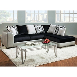 Surprising Sigma Chaise Sectional Sofa Velvety Cushions Multicolored Evergreenethics Interior Chair Design Evergreenethicsorg