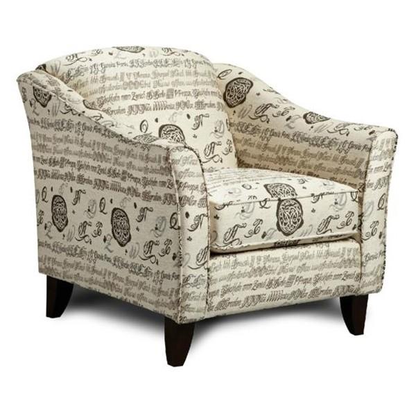 print fabric recliner chairs zig zag gray fabric rocker recliner modern adeco geometric. Black Bedroom Furniture Sets. Home Design Ideas