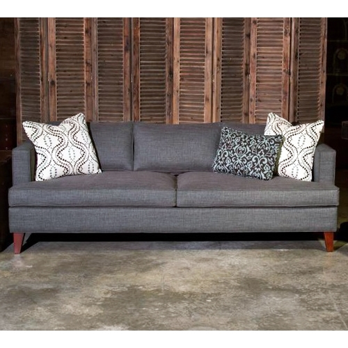 Ashley Contemporary Sofa - Tapered Feet, Tolucca Fabric - CHF-50150-S