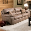 Bonnet Bustle Back Upholstered Sofa - Ulyses Riverrock - CHF-5218A3