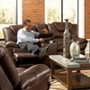 Raleigh Upholstered Recliner Loveseat - Vaquero Chaps - CHF-595000-59