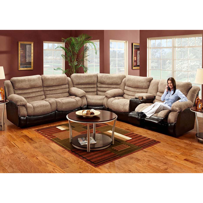 durham reclining sectional denver saddle cushions chf
