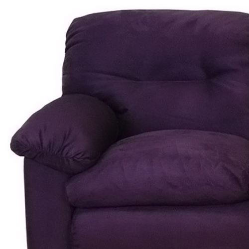 Lisa Fabric Chair with Plush Cushions - CHF-6300-C
