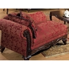 Serta Tai Victorian Style Chaise with Rolled Arm - CHF-6765011-CH-MM