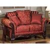 Peachy Serta Tai Victorian Style Loveseat And Sofa Set Camellatalisay Diy Chair Ideas Camellatalisaycom