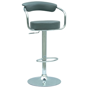 Terence Adjustable Height Swivel Stool