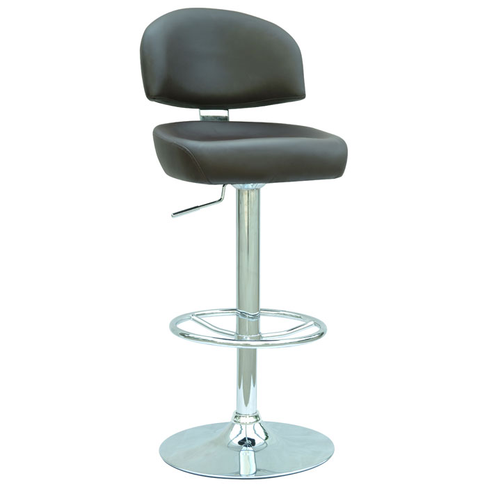 Thea Swivel Adjustable Height Stool - CI-0362-AS-X