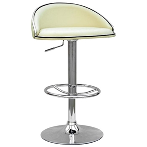 Tulip Swivel Adjustable Height Stool