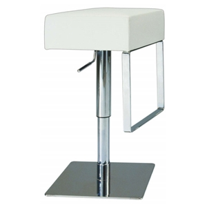 Nero Adjustable Height Swivel Stool