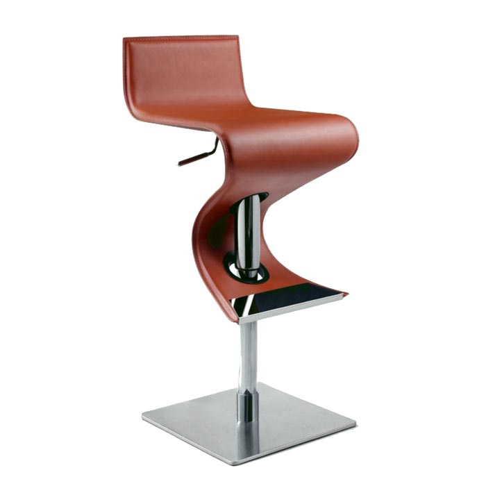Osborne Adjustable Height Swivel Stool Dcg Stores