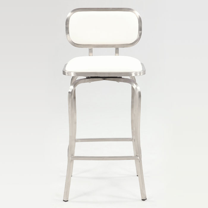 Counter Height Modern Stools : Ingrid Modern Swivel Counter Height Stool DCG Stores