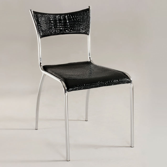 Daisy Side Chair with Tube Legs - CI-DAISY-SC