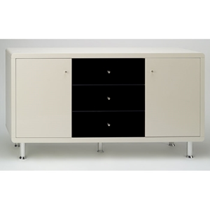 Deborah Modern High Gloss Lacquer Buffet