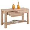 Jane Buffet - 2 Drawers, 1 Shelf, Light Oak - CI-JANE-BUF