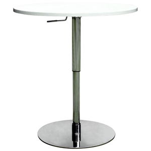 John Round Adjustable Pub Table