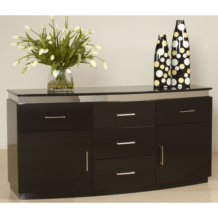 Xenia Contemporary Drawer Buffet