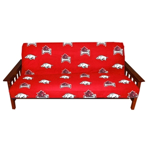 Arkansas University Futon Cover