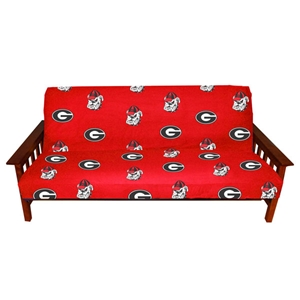 Georgia University Futon Cover