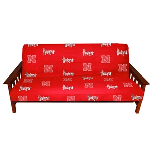 Nebraska University Futon Cover