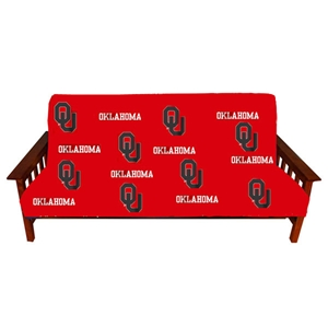 Oklahoma University Futon Cover