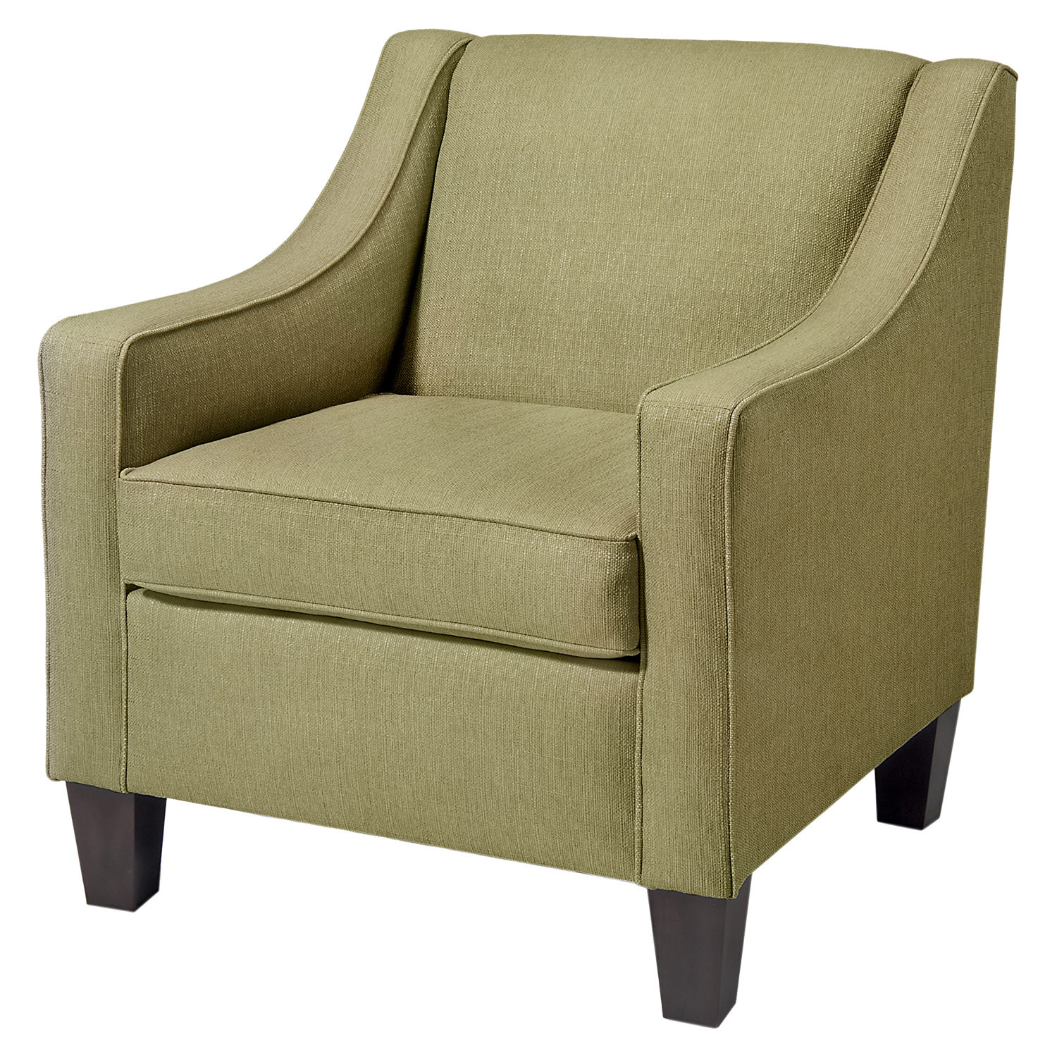Ellery Club Chair - Kiwi