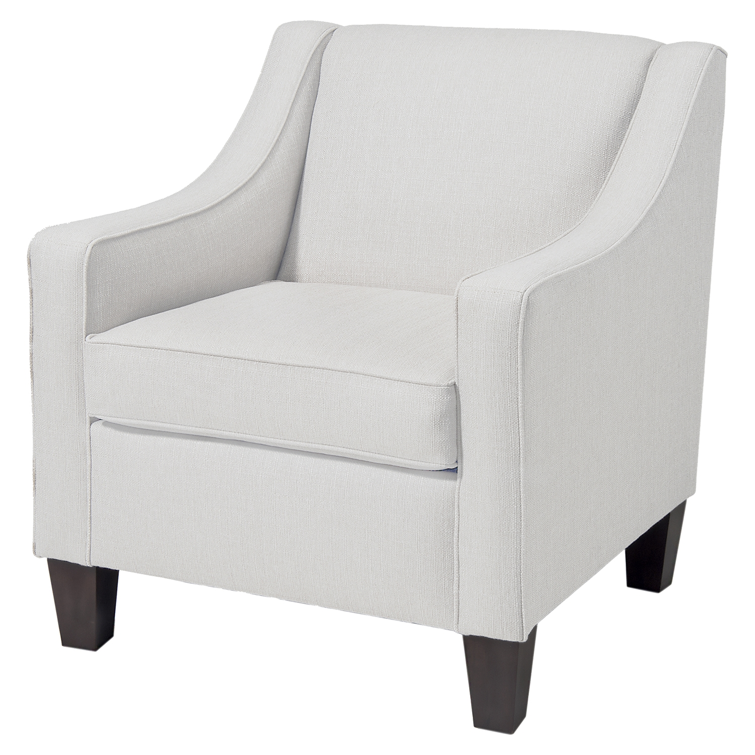 Ellery Club Chair - Snow