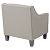 Ellery Club Chair - Taupe - CP-0170-10-TAUPE