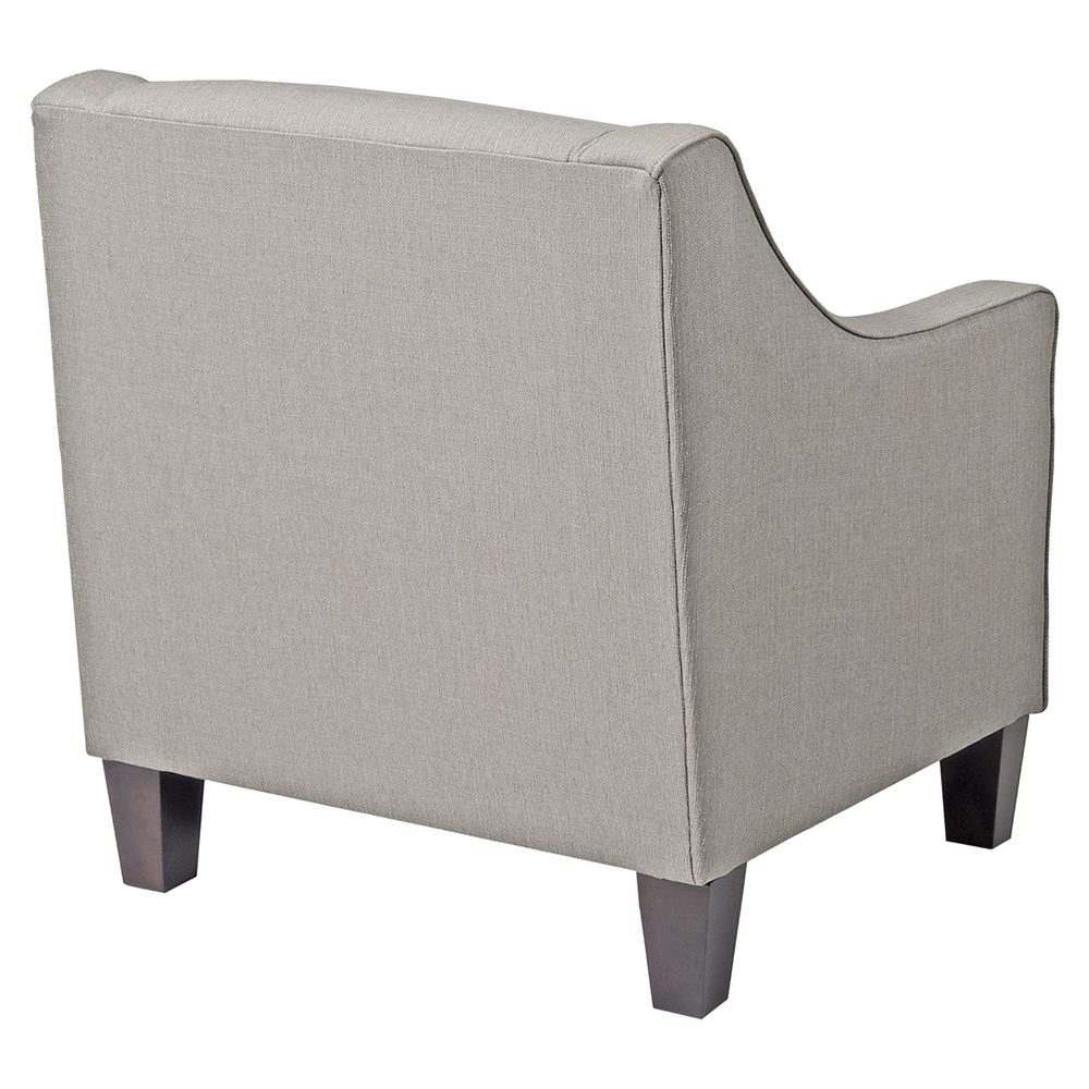 Ellery Club Chair Taupe Dcg Stores